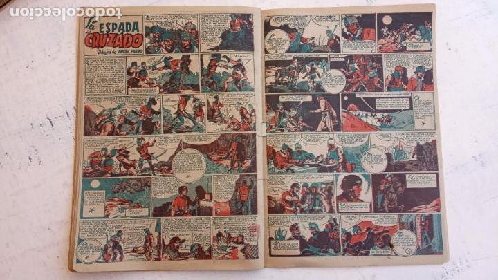Tebeos: PULGARCITO ALMANAQUES - 1949,1950,1951,1952,1953,1954,1955,1956,1957,1958,1959 - EXTRA VACACIONES - - Foto 23 - 163619374