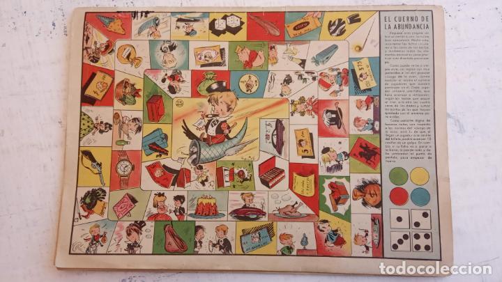 Tebeos: PULGARCITO ALMANAQUES - 1949,1950,1951,1952,1953,1954,1955,1956,1957,1958,1959 - EXTRA VACACIONES - - Foto 25 - 163619374