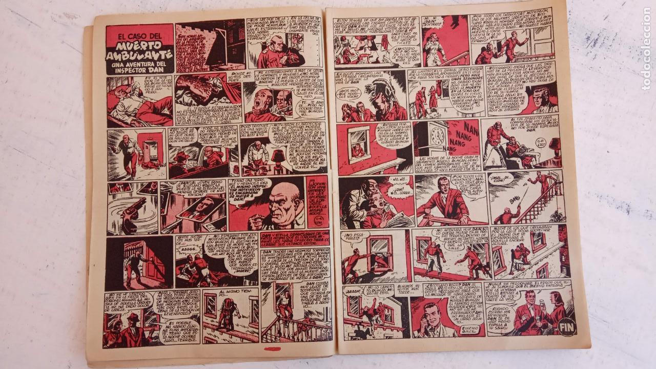 Tebeos: PULGARCITO ALMANAQUES - 1949,1950,1951,1952,1953,1954,1955,1956,1957,1958,1959 - EXTRA VACACIONES - - Foto 28 - 163619374