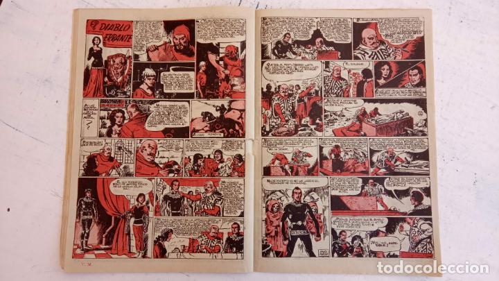 Tebeos: PULGARCITO ALMANAQUES - 1949,1950,1951,1952,1953,1954,1955,1956,1957,1958,1959 - EXTRA VACACIONES - - Foto 44 - 163619374