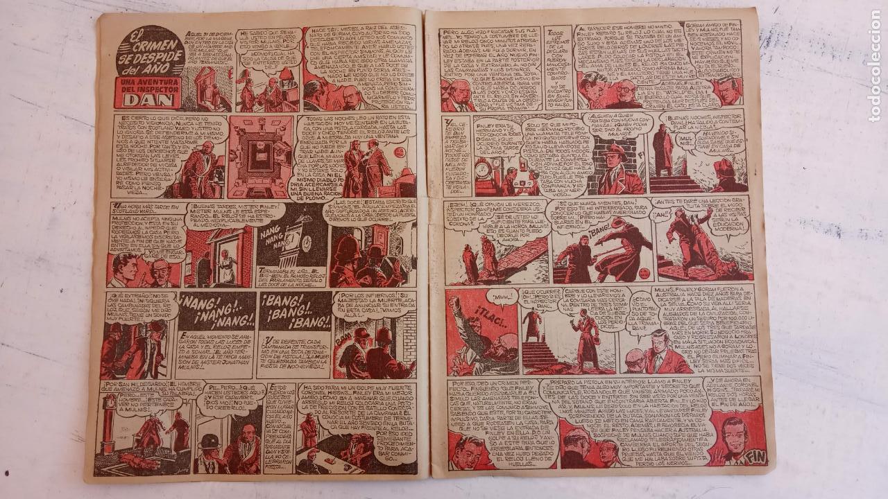 Tebeos: PULGARCITO ALMANAQUES - 1949,1950,1951,1952,1953,1954,1955,1956,1957,1958,1959 - EXTRA VACACIONES - - Foto 49 - 163619374