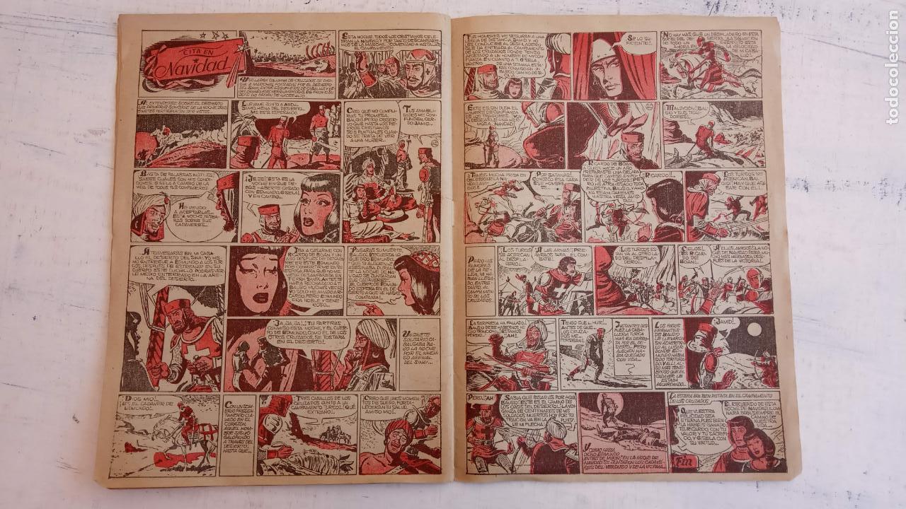 Tebeos: PULGARCITO ALMANAQUES - 1949,1950,1951,1952,1953,1954,1955,1956,1957,1958,1959 - EXTRA VACACIONES - - Foto 53 - 163619374