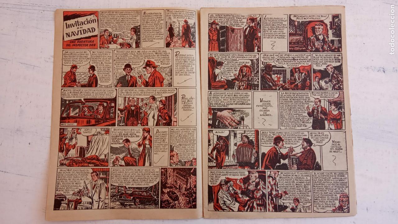 Tebeos: PULGARCITO ALMANAQUES - 1949,1950,1951,1952,1953,1954,1955,1956,1957,1958,1959 - EXTRA VACACIONES - - Foto 72 - 163619374