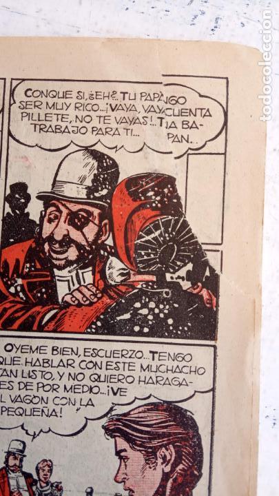 Tebeos: PULGARCITO ALMANAQUES - 1949,1950,1951,1952,1953,1954,1955,1956,1957,1958,1959 - EXTRA VACACIONES - - Foto 85 - 163619374