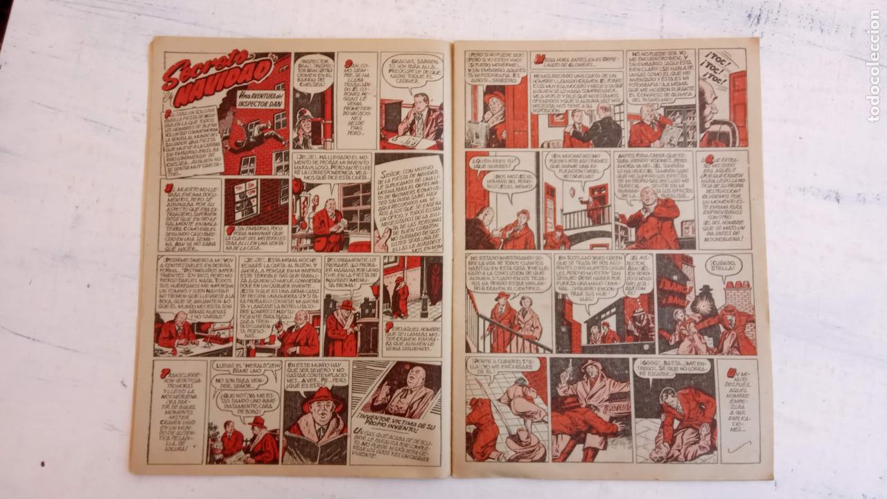 Tebeos: PULGARCITO ALMANAQUES - 1949,1950,1951,1952,1953,1954,1955,1956,1957,1958,1959 - EXTRA VACACIONES - - Foto 97 - 163619374