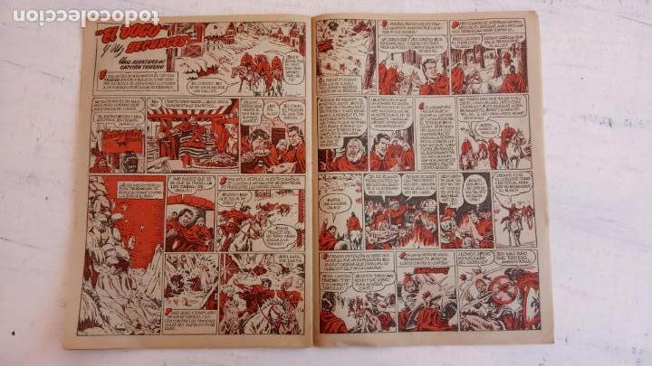 Tebeos: PULGARCITO ALMANAQUES - 1949,1950,1951,1952,1953,1954,1955,1956,1957,1958,1959 - EXTRA VACACIONES - - Foto 99 - 163619374