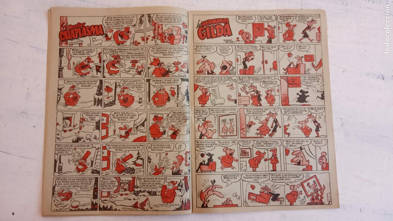 Tebeos: PULGARCITO ALMANAQUES - 1949,1950,1951,1952,1953,1954,1955,1956,1957,1958,1959 - EXTRA VACACIONES - - Foto 103 - 163619374