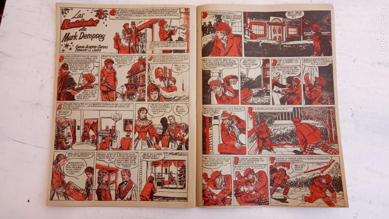 Tebeos: PULGARCITO ALMANAQUES - 1949,1950,1951,1952,1953,1954,1955,1956,1957,1958,1959 - EXTRA VACACIONES - - Foto 105 - 163619374