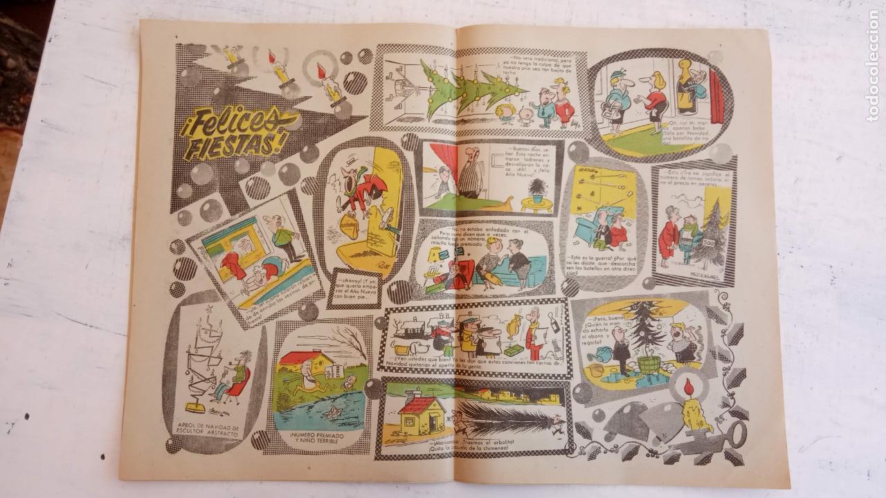 Tebeos: PULGARCITO ALMANAQUES - 1949,1950,1951,1952,1953,1954,1955,1956,1957,1958,1959 - EXTRA VACACIONES - - Foto 109 - 163619374