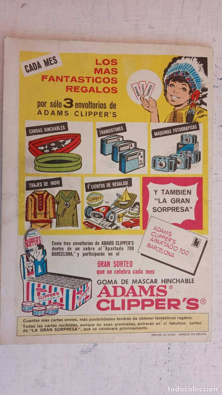Tebeos: PULGARCITO ALMANAQUES - 1949,1950,1951,1952,1953,1954,1955,1956,1957,1958,1959 - EXTRA VACACIONES - - Foto 121 - 163619374