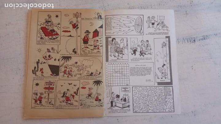 Tebeos: PULGARCITO ALMANAQUES - 1949,1950,1951,1952,1953,1954,1955,1956,1957,1958,1959 - EXTRA VACACIONES - - Foto 126 - 163619374