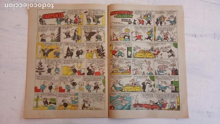 Tebeos: PULGARCITO ALMANAQUES - 1949,1950,1951,1952,1953,1954,1955,1956,1957,1958,1959 - EXTRA VACACIONES - - Foto 128 - 163619374