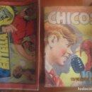Tebeos: CHICOS ALMANAQUE 1949, JUAN CENTELLA ALBUM Nº 13 -LOTE DE 2. Lote 163668006