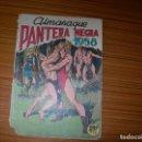 Tebeos: PANTERA NEGRA ALMANAQUE PARA 1958 EDITA MAGA . Lote 164686566