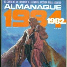 Tebeos: LOTE ALMANAQUES 1984 DE LOS AÑOS 1982-1983-1984. TAMBIEN SE VENDEN SUELTOS. Lote 165302666