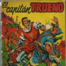 Tebeos: EL CAPITAN TRUENO - ALMANAQUE PARA 1959 - BRUGUERA - ORIGINAL - VER DESCRIPCION. Lote 165383010