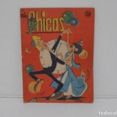 Livros de Banda Desenhada: REVISTA MIS CHICAS, Nº 390 AÑO 1949, CON RECORTABLE. Lote 168054612