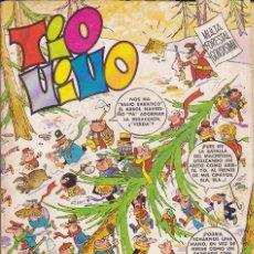 Livros de Banda Desenhada: COMIC ALMANAQUE TIO VIVO PARA 1973. Lote 169541188