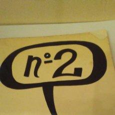 Tebeos: ALMANAQUE DEL FORGES EDICIONESSEDMAY AÑO 1975. Lote 172253147