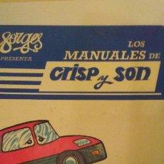 Tebeos: ALMANAQUE DE FORGES,TIENE LA PASTA DURA ES DE 1984. Lote 172253264