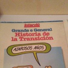 Tebeos: ALMANAQUE DE FORGES ,CONSTA DE 17 FASCICULOS QUE VAN DESDE 1975 A 1995 ESTA PARA ENCUADERNAR.. Lote 172254834