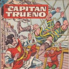 Livros de Banda Desenhada: COMIC COLECCION CAPITAN TRUENO ALMANAQUE PARA 1965 ORIGINAL . Lote 172629270