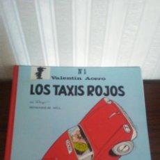 Tebeos: TOMO NUMERO 1 DE LA SERIE VALENTIN ACERO ,AÑOS 90,TAPA DURA. Lote 173073392