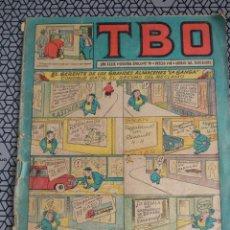 Tebeos: COMIC TBO NÚM 96DEL AÑO 1955. Lote 175265723