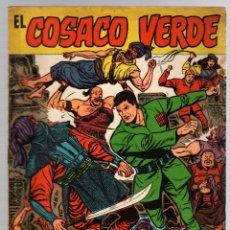 Tebeos: EL COSACO VERDE ALMANAQUE 1961. ORIGINAL, NO REEDICION. Lote 180343077