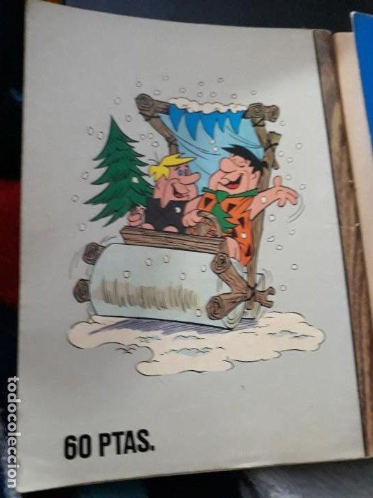 Tebeos: dos comics Coleccion Tele Historieta Hanna Barbera. Almanaque 1977 y n 108. - Foto 4 - 183610138