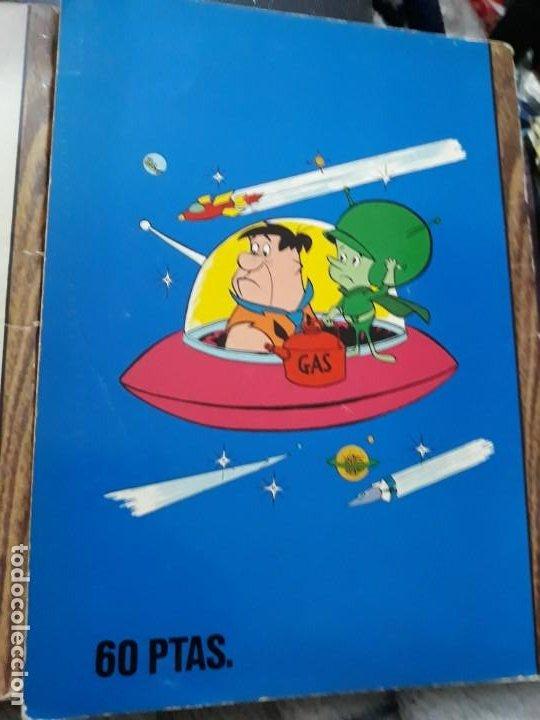 Tebeos: dos comics Coleccion Tele Historieta Hanna Barbera. Almanaque 1977 y n 108. - Foto 5 - 183610138