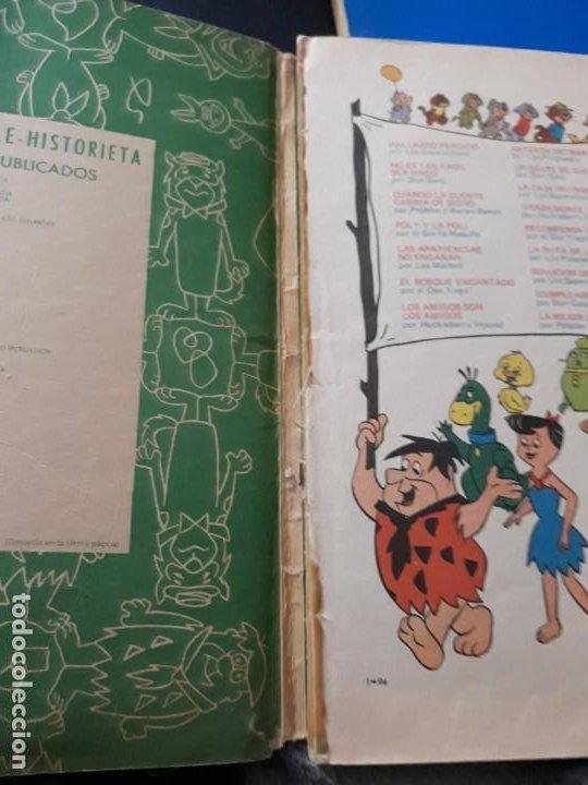 Tebeos: dos comics Coleccion Tele Historieta Hanna Barbera. Almanaque 1977 y n 108. - Foto 7 - 183610138