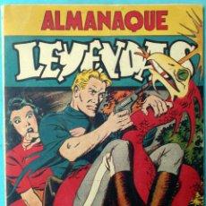 Tebeos: ALMANAQUE DE LEYENDAS 1946 ORIGINAL , CT1. Lote 183612512