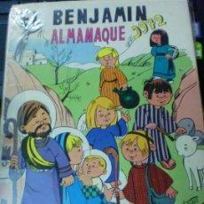 Tebeos: EL BENJAMIN ALMANAQUE 1972. Lote 183826728