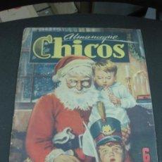 Tebeos: ALMANAQUE CHICOS 1948. . Lote 186128365