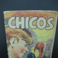 Tebeos: ALMANAQUE CHICOS 1949. . Lote 186128417