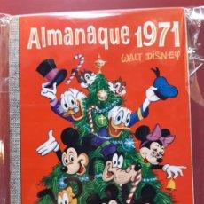 Tebeos: ALMANAQUE 1971 COLECCIÓN DUMBO. Lote 189649180