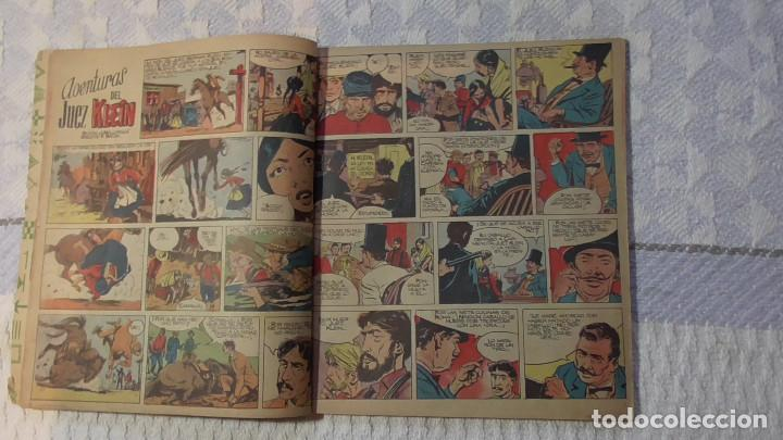 Tebeos: Dos Hombres Buenos Almanaque 1.956 - Foto 3 - 189756851