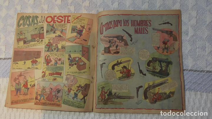 Tebeos: Dos Hombres Buenos Almanaque 1.956 - Foto 9 - 189756851