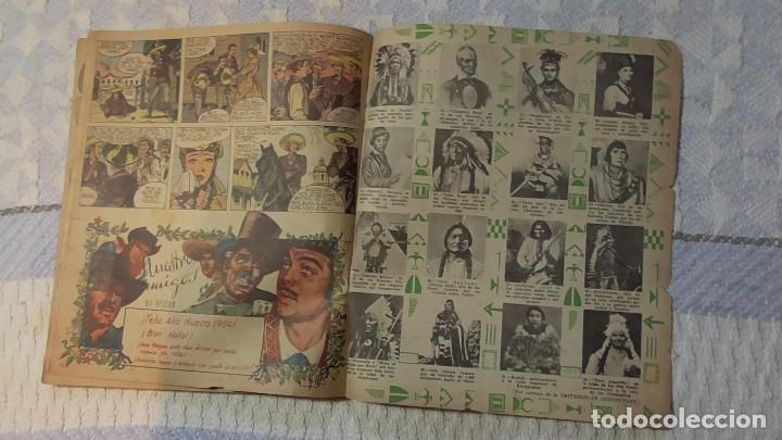 Tebeos: Dos Hombres Buenos Almanaque 1.956 - Foto 10 - 189756851