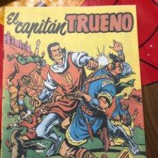 Tebeos: EL CAPITÁN TRUENO ALMANAQUE 1959. Lote 191363415