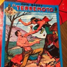 Tebeos: EL TERREMOTO ALMANAQUE 1955. Lote 191364446