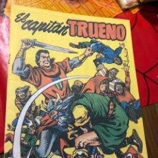 Tebeos: EL CAPITÁN TRUENO ALMANAQUE 1958. Lote 191364571
