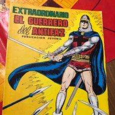 Tebeos: EL GUERRERO DEL ANTIFAZ EXTRAORDINARIO. Lote 191365028