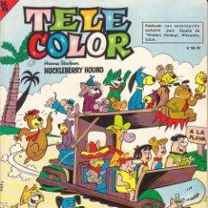 Tebeos: COMIC COLECCION TELE COLOR EXTRA DE VACACIONES 1962. Lote 191570115