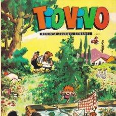 Tebeos: COMIC COLECCION TIO VIVO EXTRA DE PRIMAVERA 1966. Lote 191570283
