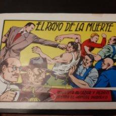Tebeos: ROBERTO ALCAZAR Y PEDRIN EL RAYO DE LA MUERTE. Lote 191655892