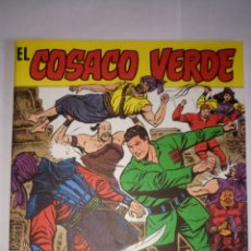 Tebeos: EL COSACO VERDE, ALMANAQUE PARA 1961. REEDICCIÓN FASCÍMIL. NUEVO.. Lote 192629806