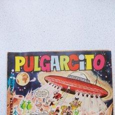 Livros de Banda Desenhada: PULGARCITO ALMANAQUE PARA 1969 BRUGUERA. Lote 193659395