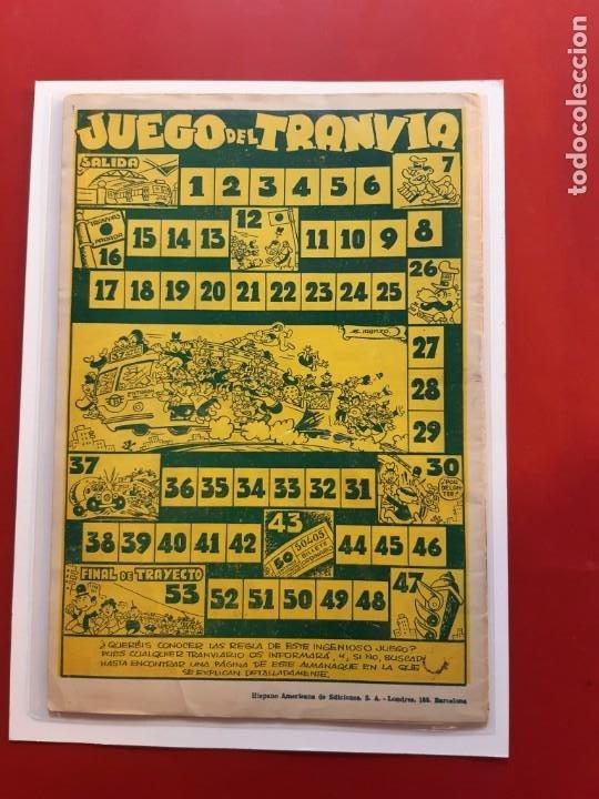 Tebeos: EL PEQUEÑO CHERIFF-1951 -ORIGINAL-EXCELENTE ESTADO-VER FOTOS - Foto 3 - 194102677
